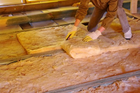 home insulation installers