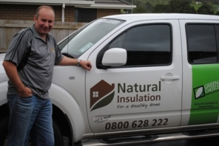 Greg Natural Insulation Whangarei & Northland