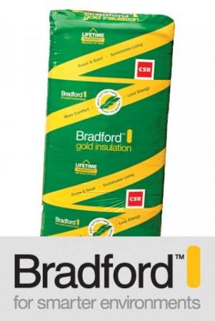 Bradford Gold insulation